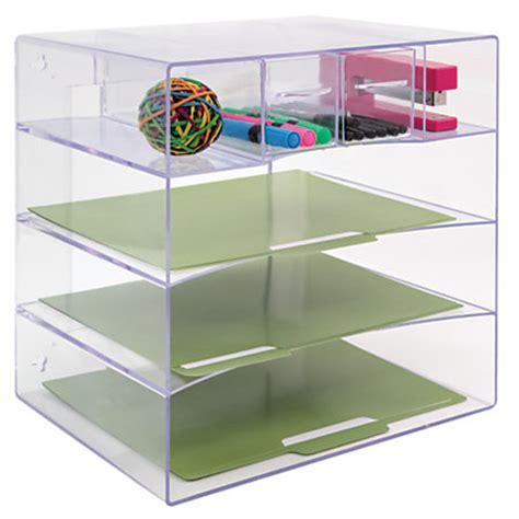 office depot desk organizer innovative storage designs desktop organizer 6