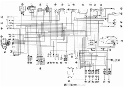 complete wiring diagram of 2000 ducati st4 60996