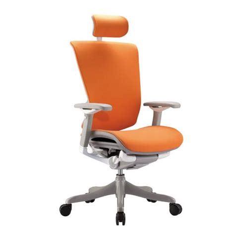 extravagant and stylish office furniture solution orange