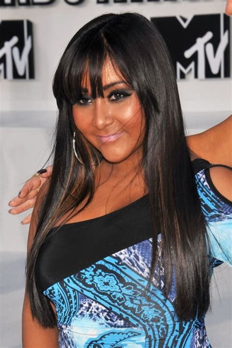 snooki hairstyles gallery snooki hairstyles 30 photos with hair color ideas