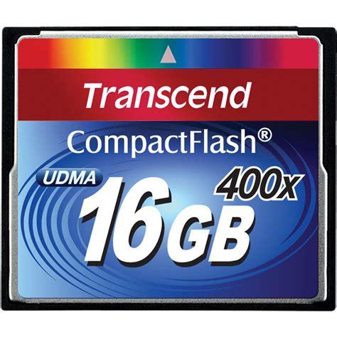 Transcend Compact Flash 16gb 400x transcend 16gb compactflash memory card 400x udma