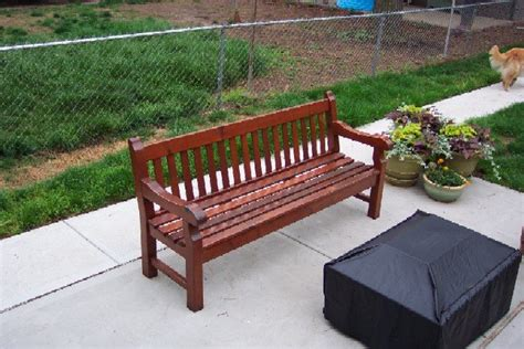 english garden bench plans english garden bench by tommy joe lumberjocks com