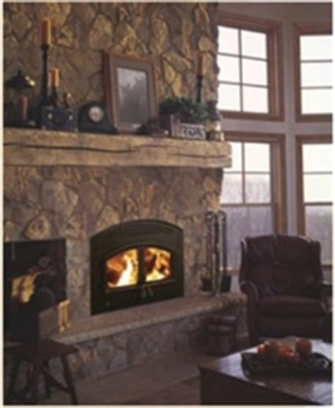 Heatilator Wood Burning Fireplace Insert by Heatilator Constitution Wood Fireplace At Obadiah S