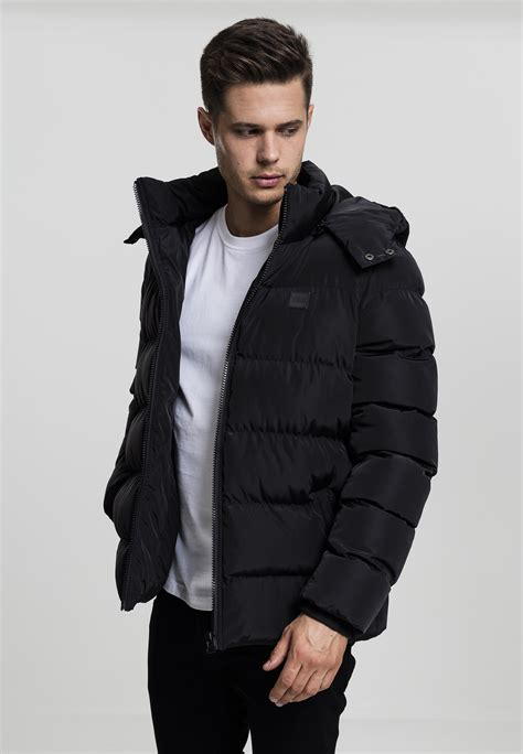 Hooded Puffer Jacket hooded puffer jacket tb1807