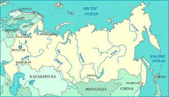 map of russia with cities rivers and mountains so santa russia s reasons for arctic antics the plaid avenger