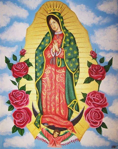 imagen de la virgen de guadalupe satanica quien es la virgen de guadalupe info taringa