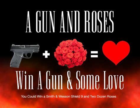 Win A Gun Sweepstakes - impact guns gunandroses