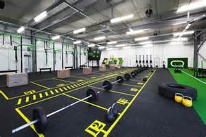 personal fitness interiors