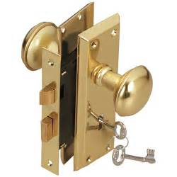 10 different types of locks and door knobs my house