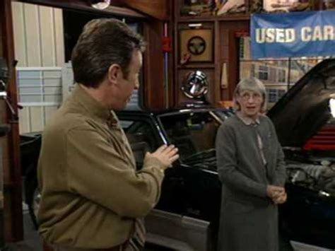 home improvement tim buys brad s car