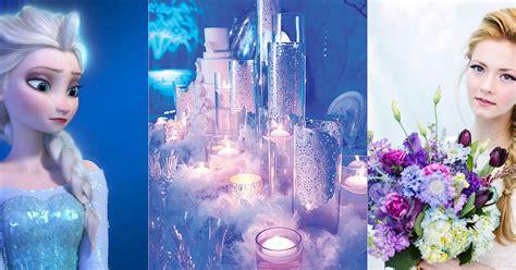 disney s frozen wedding ideas popsugar