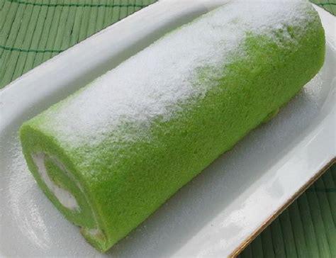 Membuat Kue Bolu Gulung Kukus | bahan bahan resep bolu gulung kukus pandan sederhana