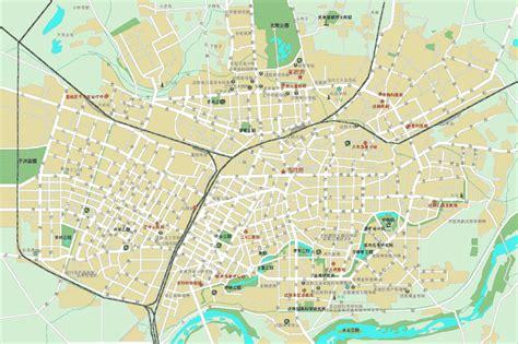 Maps of Shenyang