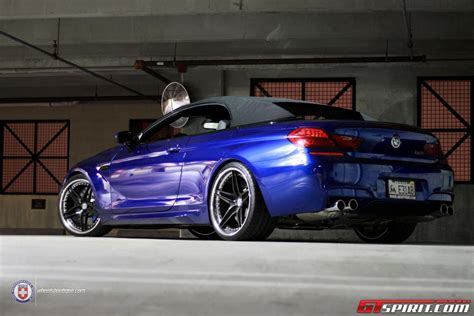 custom bmw m6 f13 bmw m6 goes custom with hre bmw car tuning