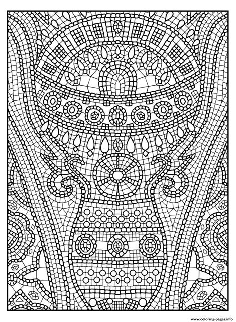 Zen Anti Stress To Print 11 Coloring Pages Printable