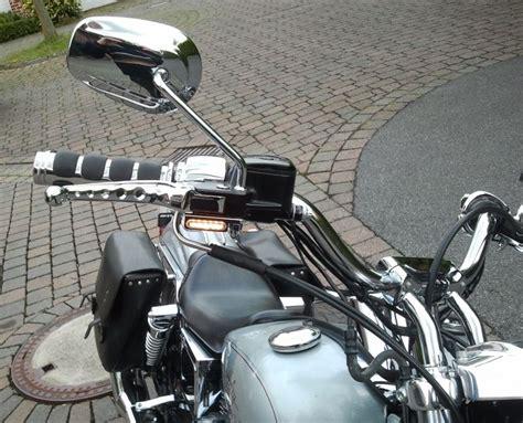 preiswerte led len fxdl low rider lenkerumbau probleme mit lenkerklemme