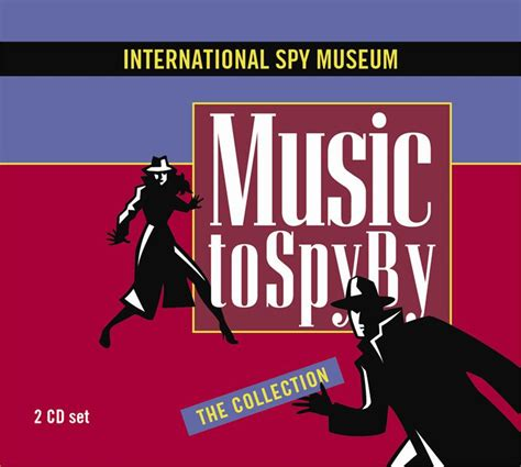 spy music music to spy by the collection 2 cd set