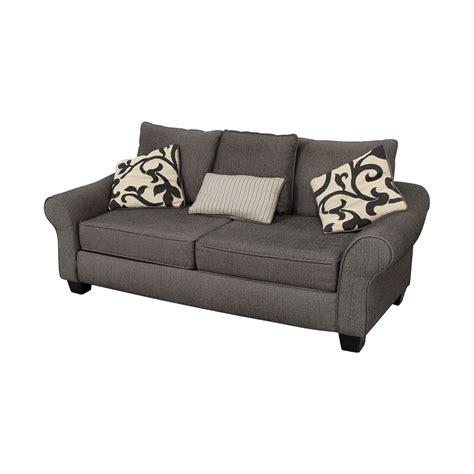Sofa Second by 78 Grey Herringbone Sofa Sofas