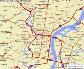 Philadelphia Usa Map by Philadelphia Pennsylvania Maps World Map Photos And Images
