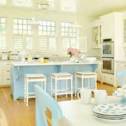 Beach House Kitchen Ideas 20 Charming Cottage Style Kitchen Decors