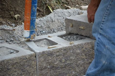 Retaining Wall Glue Commercial Landscape Maintenance Services Retaining Wall