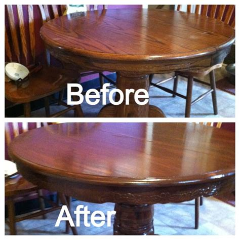 Restoration Hardware Dining Room Table diy restaining kitchen table and chairs for the home