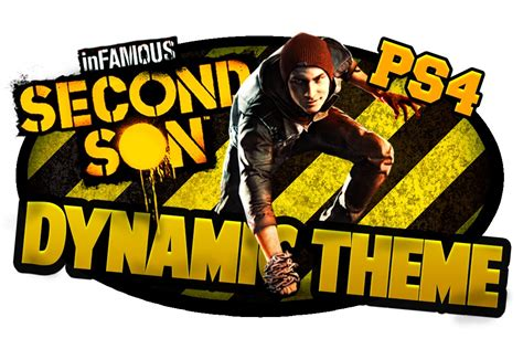 ps4 themes infamous ps4 themes infamous second son theme video in 60fps