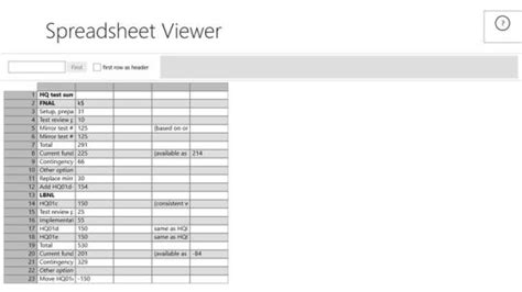 Free Spreadsheet For Windows 8 by Spreadsheet Viewer For Windows 8 Free And