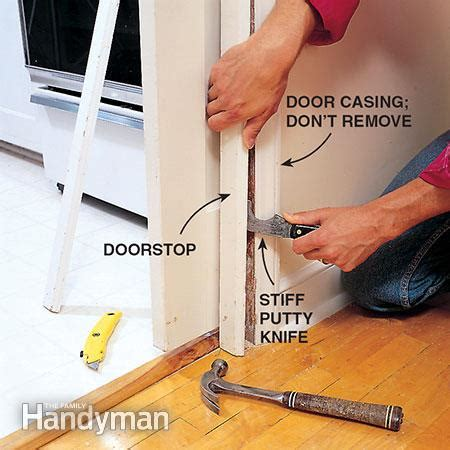 How To Fix Pocket Door by Pocket Door Repair The Family Handyman