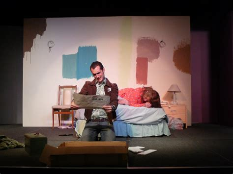 bedroom farce script galleon theatre