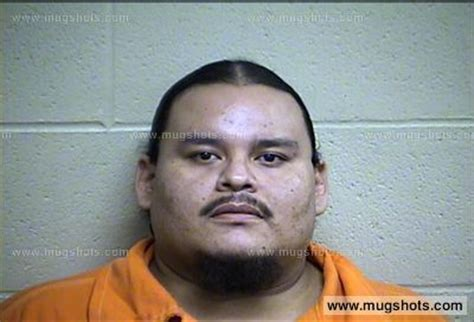 Pottawattamie County Warrant Search Terrence Nathan Tiger Mugshot Terrence Nathan Tiger Arrest Pottawatomie County Ok