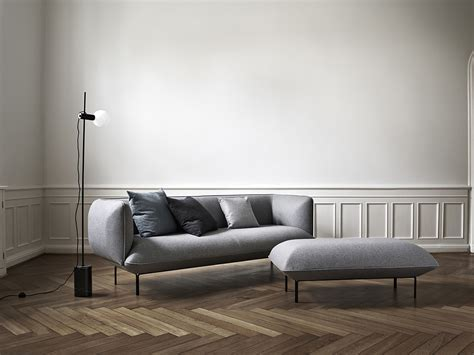 Light and soft shapes in Cloud, the latest by Yonoh for Bolia