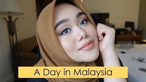 tutorial makeup malaysia a day in malaysia no falsies makeup tutorial grwm