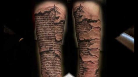 tattoo en 3d imagenes impresionantes tatuajes 3d youtube