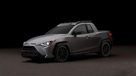 Toyota Yaris Adventure 2020 ute arrives in the u s as 2020 toyota yaris adventure