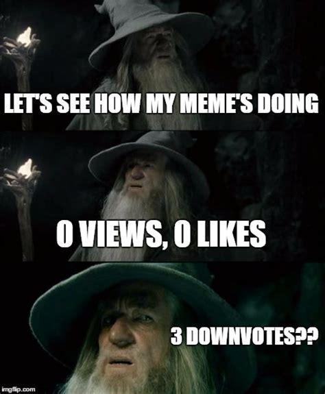 Meme Generator Gandalf - confused gandalf memes imgflip