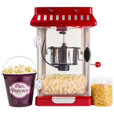 corn maker retro style popcorn makerde brewerz