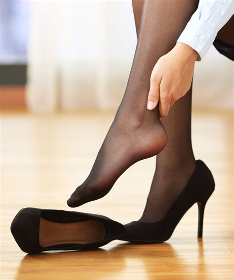 wear high heels columbia bans mandatory high heels at work