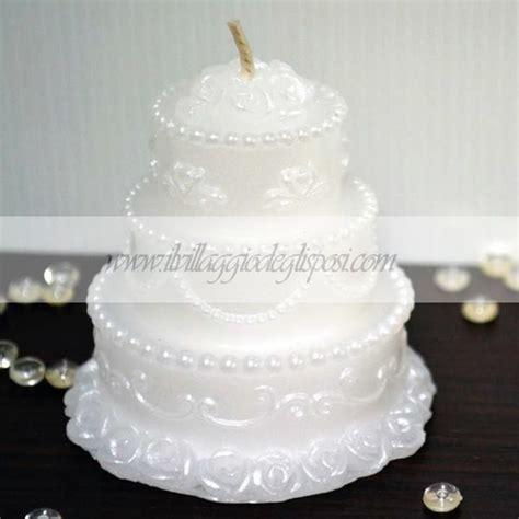 candela torta vendita candela forma torta nuziale