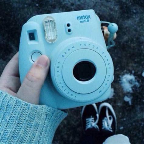 polaroid blue blue polaroid