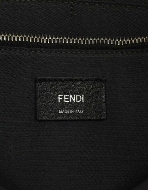 L Fendi By The Way Shw Summer Tas Wanita Cantiktas Import fendi tri color large by the way bag shw for sale at 1stdibs
