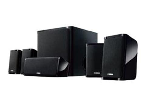 Yamaha Ns Pa40 Speaker 5 1ch Hitam ヤマハ スタイリッシュな5 1chホームシアター スピーカーパッケージ計4機種を発売 itmedia news