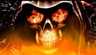 Cool 3d animated skulls wallpapers 3 decoration
