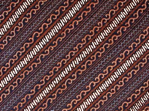 wallpaper batik jogja cotton batik fabric jogjakarta handmade motif ns01