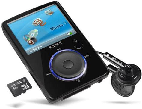 Fuze Black Samsung 2 review sandisk sansa fuze