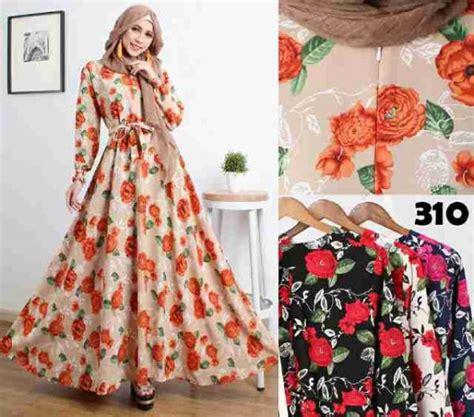 Gamis Maxi Dress Gmd 002 pin maxi dress muslimah on