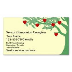 seniors business card 1000 images about caregiver business cards on