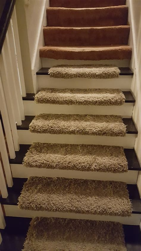 Stair Runner Width Stair Runner Help 2 Diff Width Treads How Wide To Make