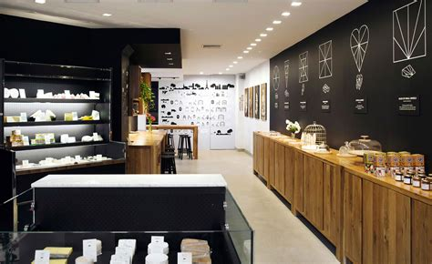 Milk Gallery Design Store | ich kar s new nolita concept store is the big cheese
