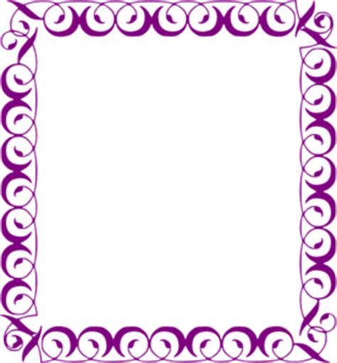 purple butterfly border clipart | clipart panda free